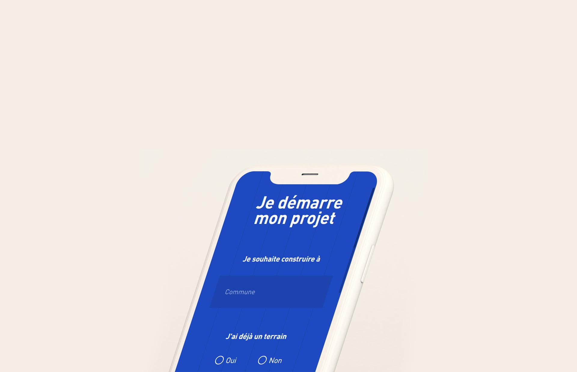 UX, UI & web design par Mars Rouge